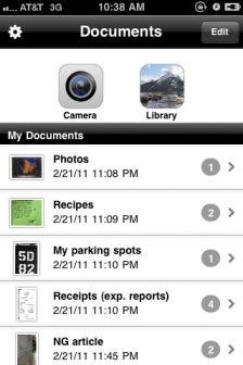 Genius scan plus Les bons plans de lApp Store ce samedi 8 octobre 2011