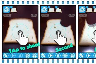 Gif camera Les bons plans de lApp Store ce dimanche 2 octobre 2011