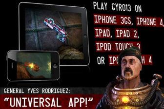 Gyro 13 Les bons plans de lApp Store ce samedi 1 octobre 2011