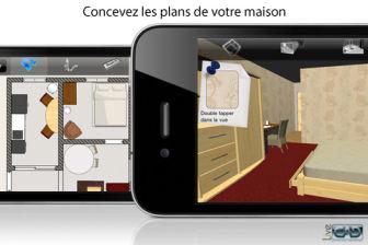 Home design 3D Les bons plans de lApp Store ce vendredi 2 septembre 2011