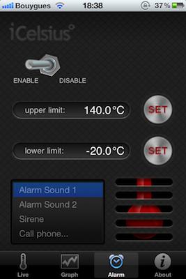 IMG 0489 [Test] iCelsius   Une sonde thermomètre ultra précise pour iDevice