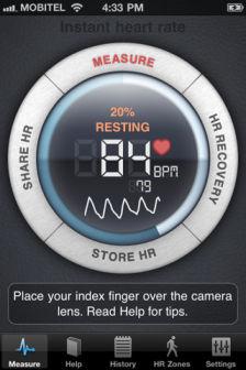 Instant Heart rate Les bons plans de lApp Store ce mercredi 7 septembre 2011