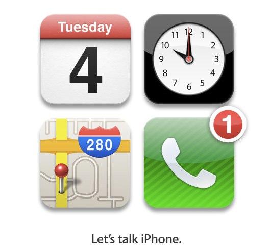 Keynote Apple [Officiel] Apple présentera liPhone 5 au spécial Event du 4 octobre