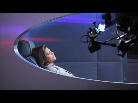 Making of tournage Angel Dream Machine   une application gratuite avec Eva Mendes