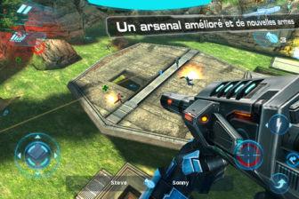 Nova 2 Gameloft Fête la rentrée : Des jeux de qualité en promotion à 0,79€