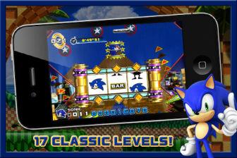 Sonic 4 [MÀJ] Les bons plans de lApp Store ce jeudi 1er septembre 2011