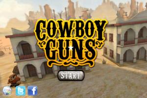 Test Cowboy Guns 14 300x200 [Test] Chillingo nous emmène au Far West avec Cowboy Guns (0,79€)