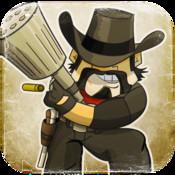 Test Cowboy Guns [Test] Chillingo nous emmène au Far West avec Cowboy Guns (0,79€)