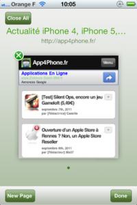 Test DolphinBrowser 05 200x300 [Test] Dolphin Browser, le nouveau navigateur web à la mode (gratuit)