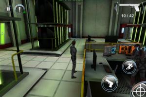 Test SilentOps 01 300x200 [Test] Silent Ops   Un nouveau jeu despionnage par Gameloft (5,49€)