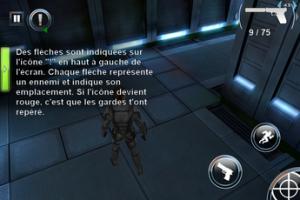 Test SilentOps 02 300x200 [Test] Silent Ops   Un nouveau jeu despionnage par Gameloft (5,49€)