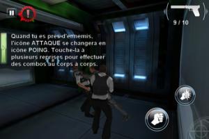 Test SilentOps 04 300x200 [Test] Silent Ops   Un nouveau jeu despionnage par Gameloft (5,49€)