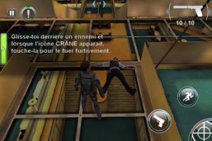 Test SilentOps 06 300x200 [Test] Silent Ops   Un nouveau jeu despionnage par Gameloft (5,49€)