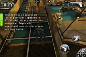 Test SilentOps 07 300x200 [Test] Silent Ops   Un nouveau jeu despionnage par Gameloft (5,49€)