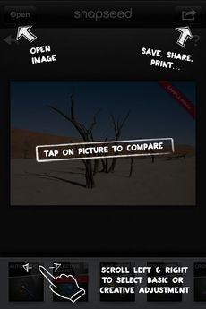 Test Snapseed 011 [Test] Retouchez vos photos avec brio grâce à Snapseed (3,99€)