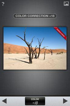 Test Snapseed 04 [Test] Retouchez vos photos avec brio grâce à Snapseed (3,99€)