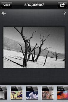 Test Snapseed 12 [Test] Retouchez vos photos avec brio grâce à Snapseed (3,99€)