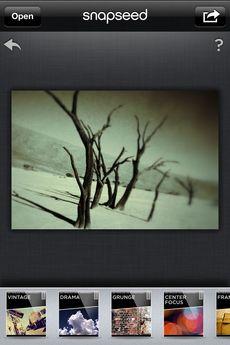 Test Snapseed 20 [Test] Retouchez vos photos avec brio grâce à Snapseed (3,99€)