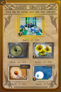 Test StampArtFeverPro 05 200x300 [Test] Jouez au philatéliste avec Stamp Art Fever Pro (0,79€)