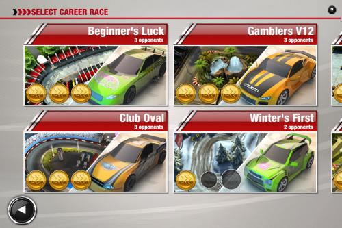 Test drawrace2 career2 500x333 Test de DrawRace 2   La course automobile réinventée sur iOS (0,79€)
