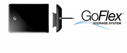 Test goflex usb 414x175 Test du GoFlex Satellite   Un disque dur wifi pour iPhone et iPad