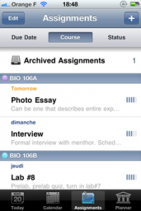 Test iTeacherBook 03 200x300 [Test] iTeacherBook, lagenda idéal pour les profs (3,99€)