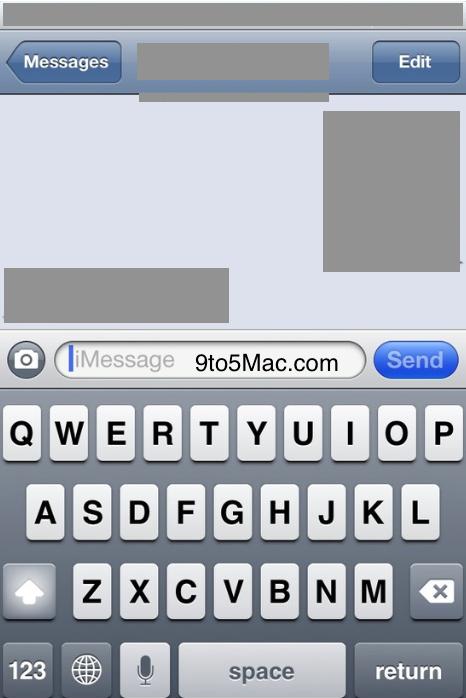 Test nuances iOS5 La reconnaissance vocale sera bien présente dans la version finale diOS5