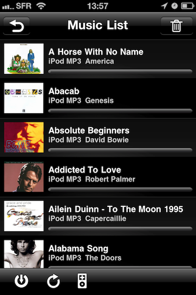 TestAnyPlayer011 Test de AnyPlayer   un autre lecteur multimédia pour iPhone