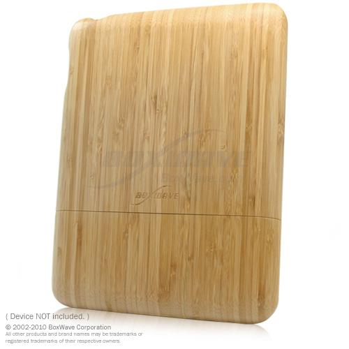 Bamboo Case vue de dos