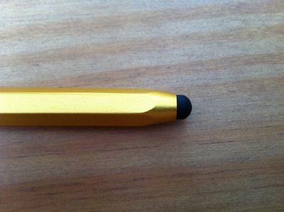 TestSketCapStylus004 Test du Sketching Capacitive iPad Stylus de BoxWave (≈ 10€)