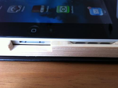 TestTheCasePQ019 Test de The Case de Pad & Quill pour iPad (42€)