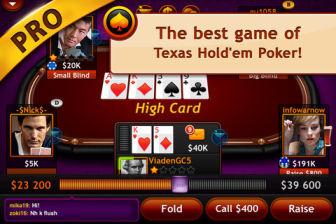 Texas holdem poker pro [MÀJ] Les bons plans de lApp Store ce mardi 20 septembre 2011