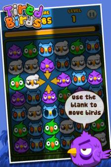 Tired birds Les bons plans de lApp Store ce jeudi 22 septembre 2011