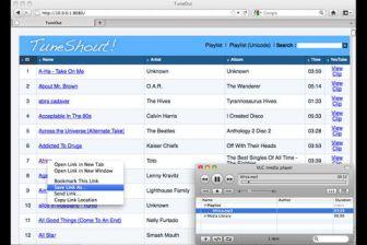 Tuneshout pro [MÀJ] Les bons plans de lApp Store ce samedi 3 septembre 2011