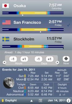 Velocaclock Les bons plans de lApp Store ce vendredi 23 septembre 2011