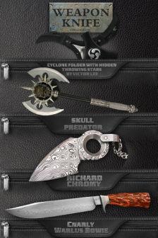 Weapon knife Les bons plans de lApp Store ce mercredi 28 septembre 2011