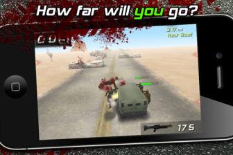 Zombie highway [MÀJ] Les bons plans de lApp Store ce samedi 3 septembre 2011