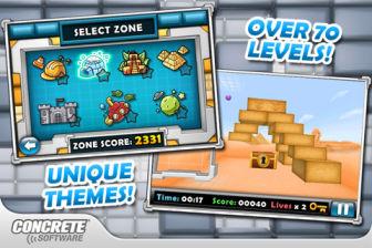 aces 3D brick breaker [Màj] Les bons plans de lApp Store ce mercredi 14 septembre 2011 (Bonnes Apps)