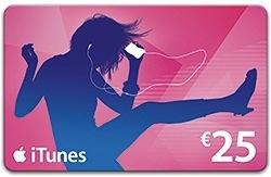 carte itunes 25€ Géant Casino : 35 € les deux cartes iTunes de 25€!
