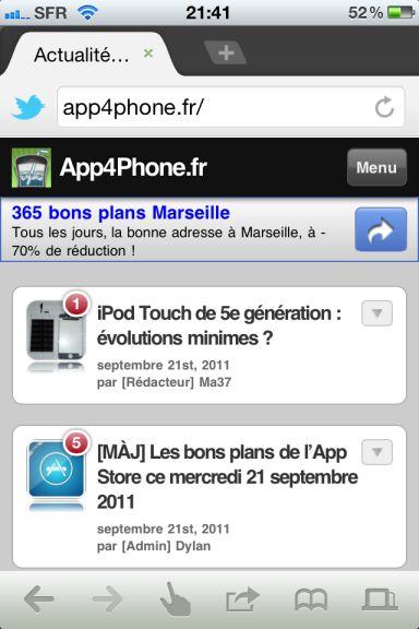 dolphin Quel est le meilleur navigateur web pour votre iPhone ?