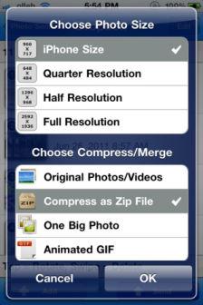 dropbox photo sender Les bons plans de lApp Store ce samedi 24 septembre 2011