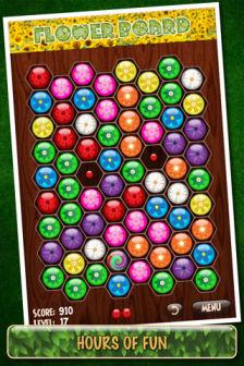 flower board Les bons plans de lApp Store ce vendredi 16 septembre 2011