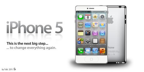 iPhone5 500x250 [Dossier] Un résumé de toutes les nouveautés possibles pour liPhone 5 !