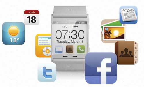 im watch 2 500x303 im Watch   La montre intelligente connectée à votre iPhone !