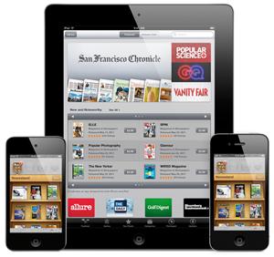 kiosque apple adobe La presse française en guerre contre Apple, pourquoi pas ?