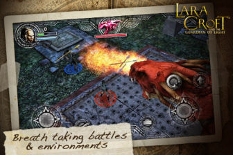 lara croft Les bons plans de lApp Store ce samedi 24 septembre 2011
