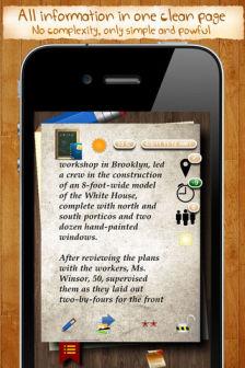 notes and todo Les bons plans de lApp Store ce vendredi 16 septembre 2011