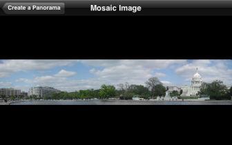panorama mosaicker Les bons plans de lApp Store ce samedi 24 septembre 2011