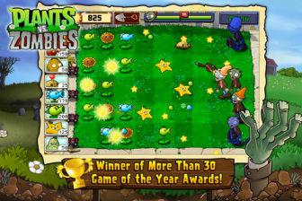 plant vs zombies Les bons plans de lApp Store ce vendredi 28 octobre 2011