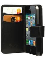 trexta folio noir 7 [Test] Létui personnalisé Trexta Rotating Folio pour iPhone 4 (39.90€)